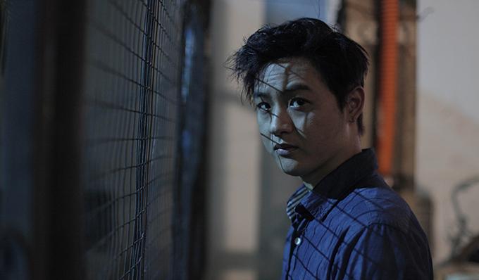 Thanh Duy diễn xuất đầy nội lực trong phim
