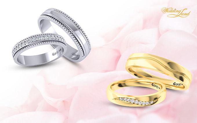 Lấy cảm hứng từ vũ điệu Salsa đầy mê hoặc, bộ sưu tập nhẫn cưới Salsa được thiết kế khác biệt với nhẫn nam khỏe khoắn bên nhẫn nữ dịu dàng, luôn hòa quyện vào nhau như một điệu vũ đắm say.