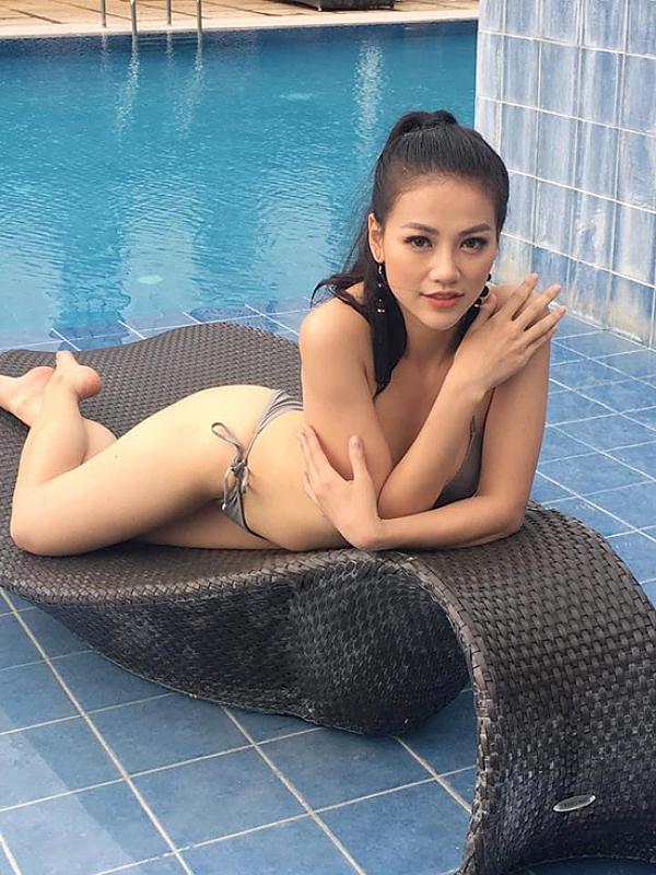 Hành trình đến ngôi vị Hoa hậu Trái Đất của Nguyễn Phương Khánh - 4