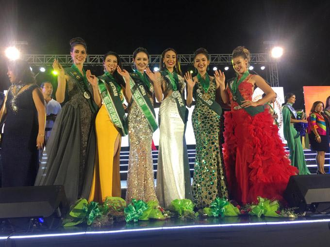 Hành trình đến ngôi vị Hoa hậu Trái Đất của Nguyễn Phương Khánh - 5