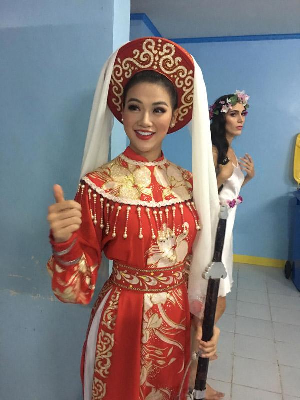 Hành trình đến ngôi vị Hoa hậu Trái Đất của Nguyễn Phương Khánh - 6