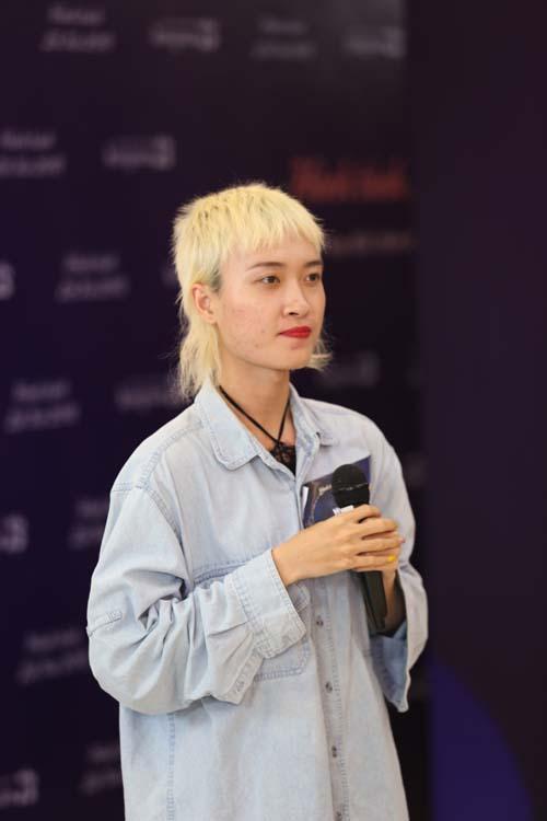 Nguyễn Ngọc Sang tham gia chương trình Hành trình lột xác mùa 3.
