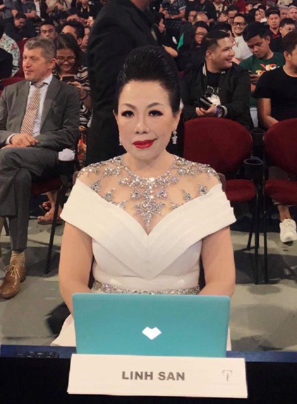 Giám khảo Linh San: Tôi bất ngờ vì Phương Khánh quá bản lĩnh