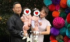 Vợ chồng 'Song Hye Kyo Trung Quốc' hàn gắn sau vụ đánh nhau tai tiếng