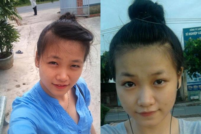 Nhiều hình ảnh trong quá khứ của tân Hoa hậu được tìm kiếm và chia sẻ. Ở lứa tuổi teen, Phương Khánh sở hữu nhan sắc dễ thương, làn da ngăm đen.