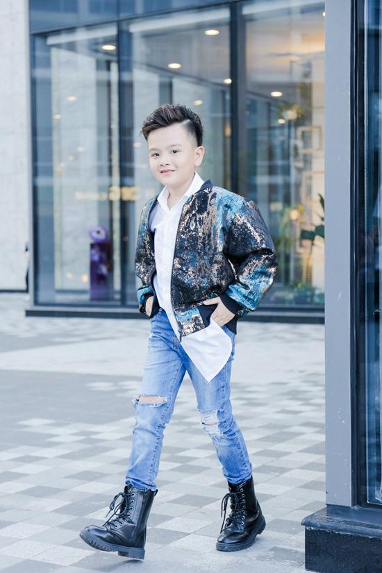 Theo Đạo diễn Nguyễn Hưng Phúc,Thiên Bảo là một cậu bé rất bản lĩnh và có cá tính mạnh. Bé thể hiện rất rõ niềm đam mê yêu thích thời trang và gu ăn mặt riêng từ nhỏ.