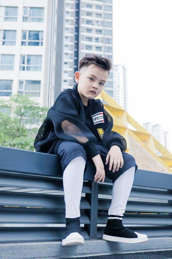 Thiên Báo rất thích phong cách thời trang của ca sĩ Sơn Tùng MTP.
