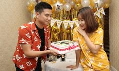 Lưu Hương Giang được chồng tổ chức sinh nhật bất ngờ