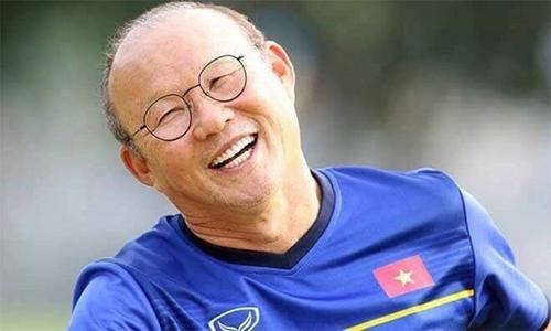 HLV Park Hang-seo 'lầy lội' không thua học trò