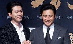 Tình bạn thân thiết của Hyun Bin và Jang Dong Gun