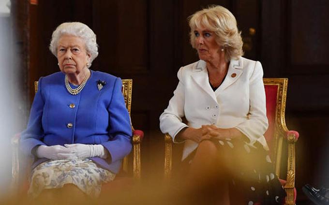 Mối quan hệ của Nữ hoàng Anh với con dâu thứ hai chưa bao giờ tốt đẹp. Ảnh: WPA Pool.