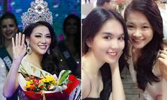Hoa hậu Trái đất Phương Khánh từng tắm trắng năm 17 tuổi