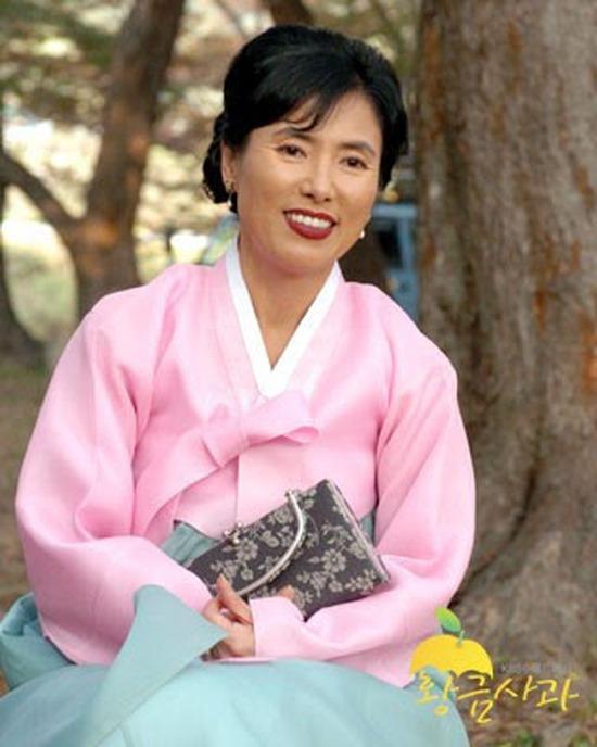 Diễn viên gạo cội Hàn Quốc Lee Mi Ji.