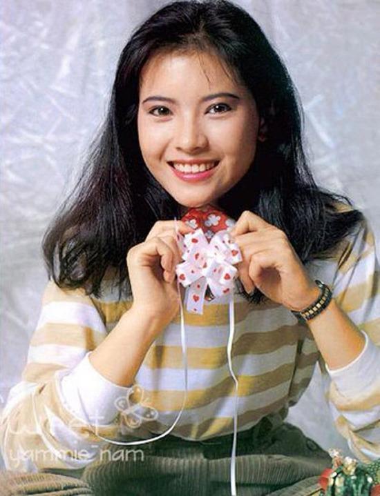 Mỹ nhân tâm thần Lam Khiết Anh.