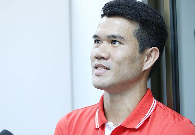 Saonin Toso đang chơi ở giải hạng ba Thái Lan.