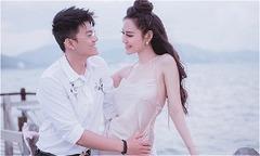 Linh Chi: 'Lâm Vinh Hải chịu đựng tôi rất tốt'