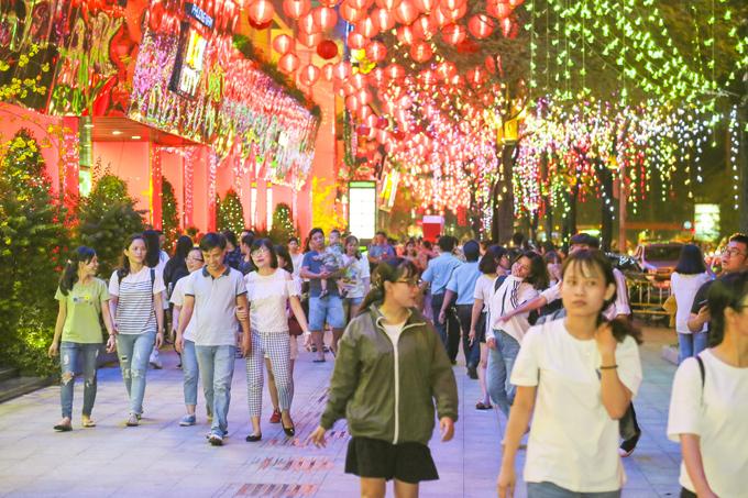 Chương trình mừng sinh nhật nhằm tri ân khách hàng và ăn mừng The Garden Mall trở thành điểm đến đầy tiện ích cùng không gian văn hóa bổ ích dành cho cộng đồng.