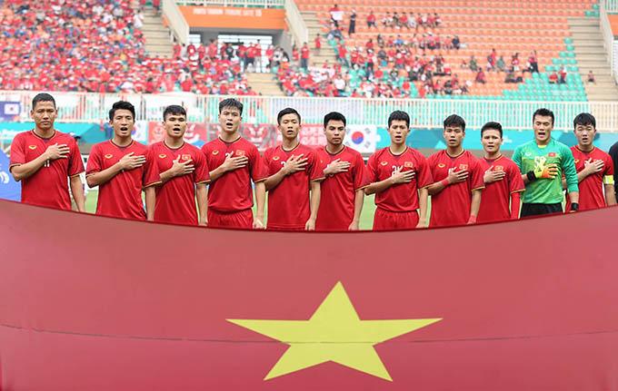 Việt Nam đang sở hữu nhiều cầu thủ trẻ tài năng. Ảnh: Đức Đồng.