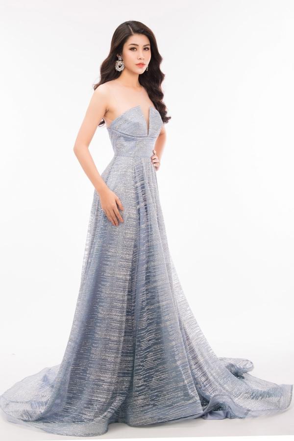 Ngọc Huyền là đại diện Việt Nam tham gia cuộc thi