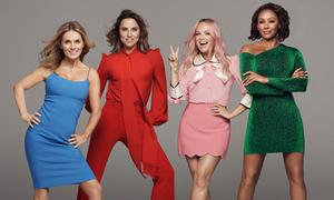 Nhóm Spice Girls tái hợp nhưng thiếu Victoria Beckham