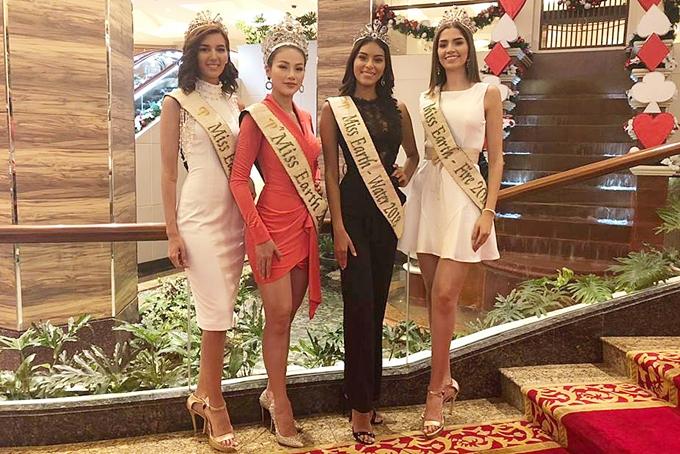Những hoạt động của Phương Khánh trong một năm nhiệm kỳ Miss Earth 2018 - 1