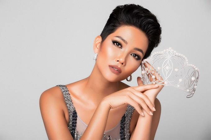 HHen Niê khoe nhan sắc trước ngày dự thi Miss Universe - 3