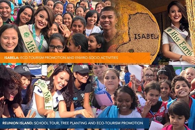 Những hoạt động của Phương Khánh trong một năm nhiệm kỳ Miss Earth 2018 - 6