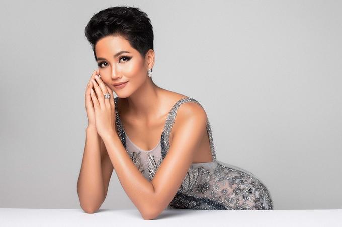 HHen Niê khoe nhan sắc trước ngày dự thi Miss Universe - 4