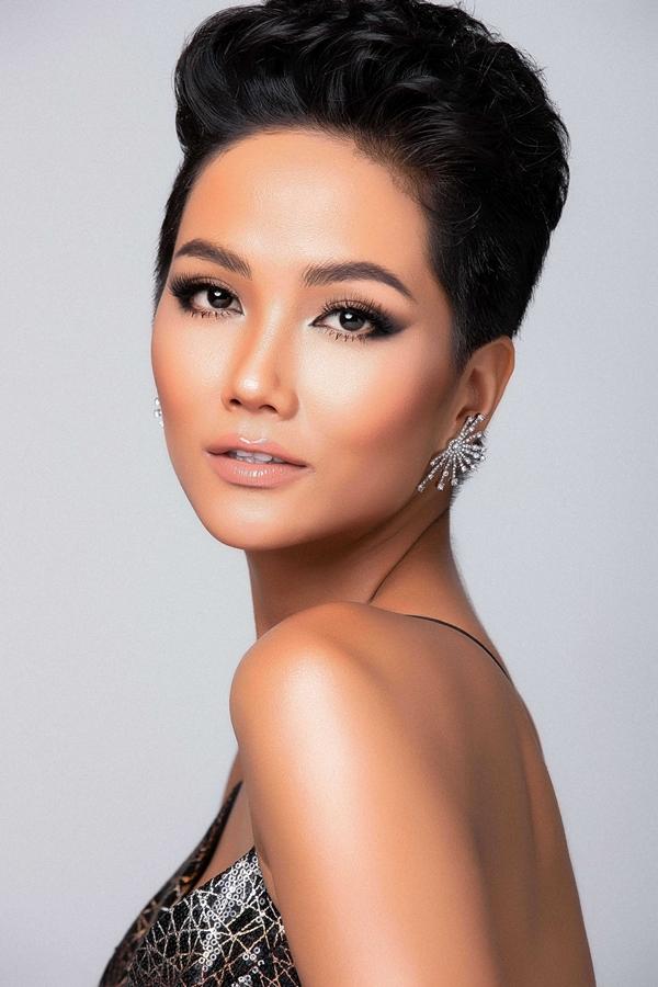 HHen Niê khoe nhan sắc trước ngày dự thi Miss Universe - 5