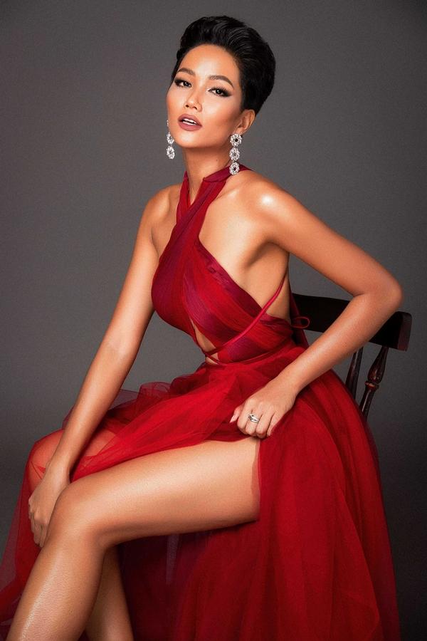 HHen Niê khoe nhan sắc trước ngày dự thi Miss Universe - 7