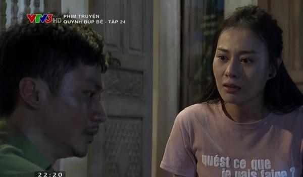 Phương Oanh thủ vai Quỳnh trong phim Quỳnh Búp Bê.