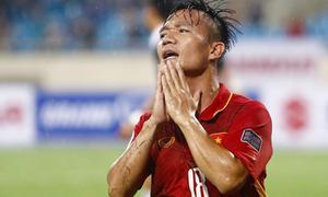 Đinh Thanh Trung - ngôi sao kém duyên với đội tuyển
