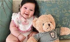 Ảnh hot 7/11: Con gái Hà Anh tròn xoe như gấu bông