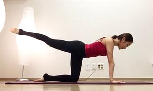 HLV Hàn Quốc hướng dẫn 8 động tác đánh thức cơ thể vào buổi sáng