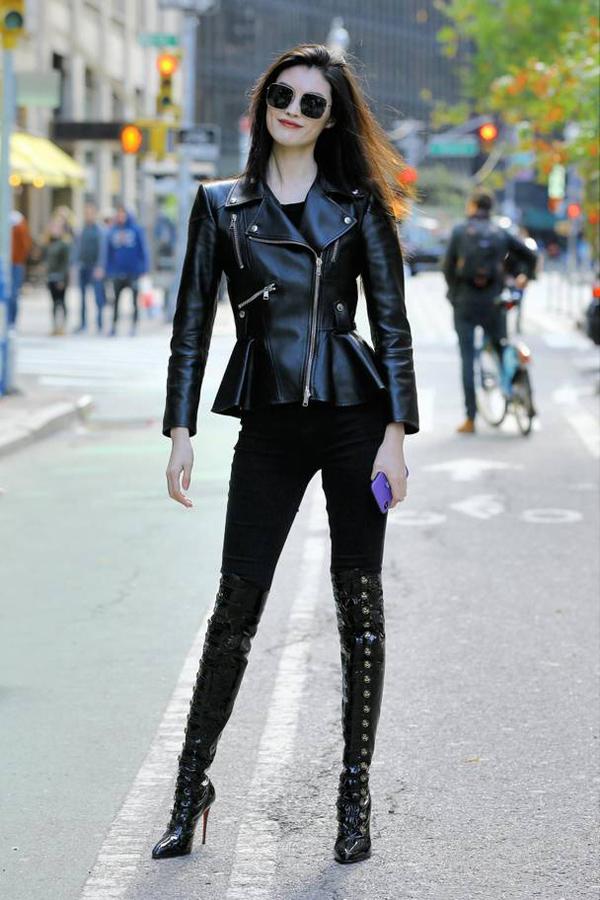 Dàn mẫu Victorias Secret mặc cực chất đi thử đồ trước show - 8