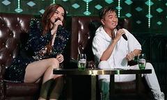 Hà Hồ, Mr. Đàm khen ngợi học trò trước chung kết 'Huda Central's Top Talent'