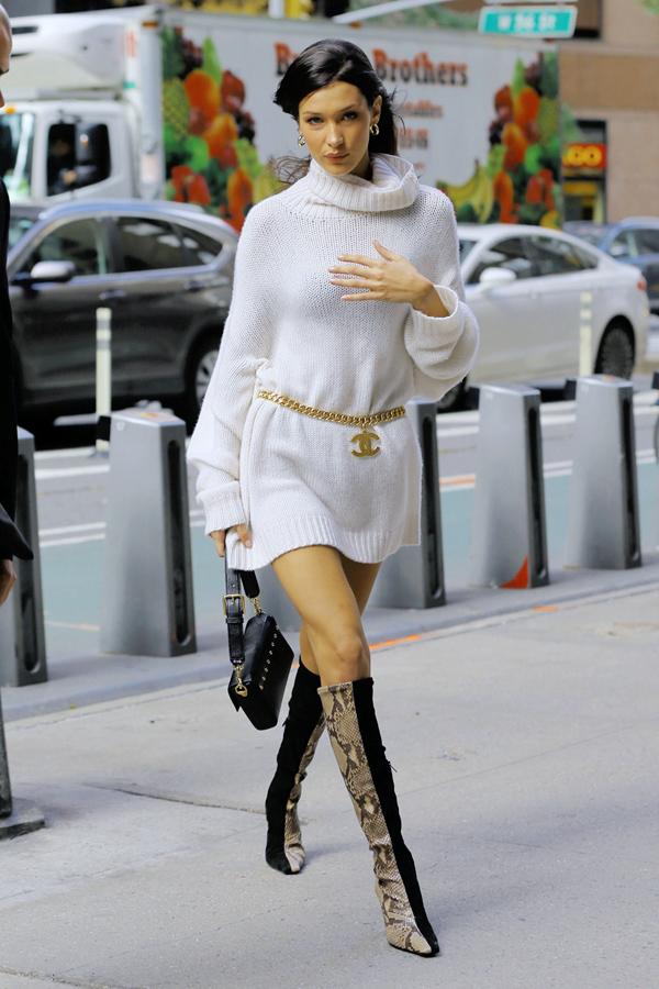 Dàn mẫu Victorias Secret mặc cực chất đi thử đồ trước show - 2