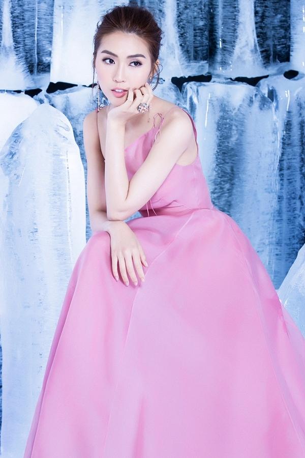 Tường Linh được công chúng biết đến khi đạt thành tích cao tại các cuộc thi:Hoa hậu sắc đẹp châu Á 2017, Top 18 Hoa hậu Liên lục địa 2017, Á quân The Face 2017... Mới đây, cô gây bất ngờ đăng kýtham gia cuộc thi Hoa hậu bản sắc Việt toàn cầu 2018.