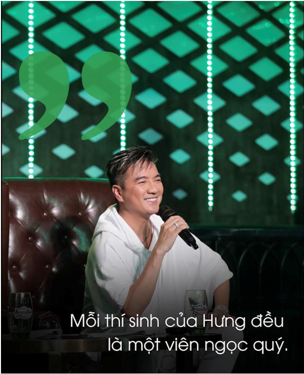 Hà Hồ, Mr. Đàm khen ngợi học trò trước chung kết Huda Centrals Top Talent - 2