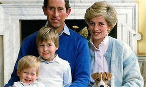 Diana bị loại khỏi phim tài liệu mừng Thái tử Charles 70 tuổi