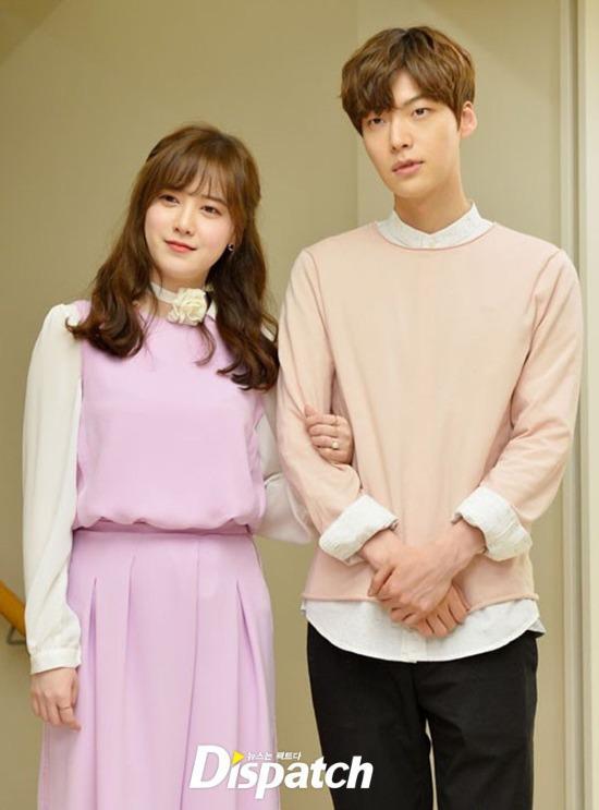 12 cặp đôi phim giả tình thật đình đám của Hàn Quốc - 1