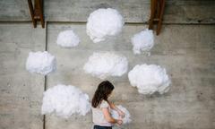 Hướng dẫn làm 'đám mây' lơ lửng cho khu vực chụp ảnh đám cưới