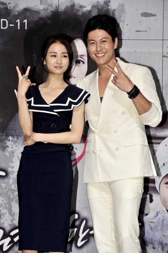12 cặp đôi phim giả tình thật đình đám của Hàn Quốc - 2
