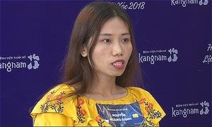Bạn trai ủng hộ, cô gái Thái Bình thực hiện bảy phẫu thuật để xinh đẹp