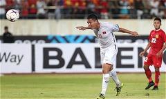 Anh Đức ghi bàn thế nào trong trận gặp Lào