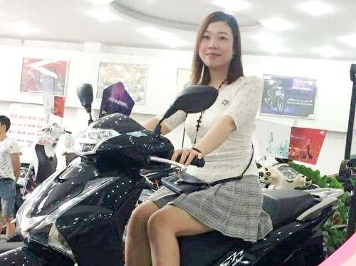 Nữ tiệm tóc Nguyễn Thị Hằng (29 tuổi) trước khi bị sát hại. Ảnh: Facebook