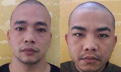 Bộ đôi vào tù vì cướp chó cảnh của người nước ngoài