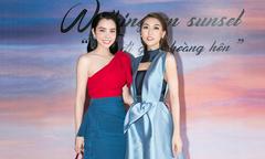 Hoa hậu Tường Linh, Huỳnh Vy đọ sắc ở sự kiện