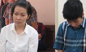 Nữ bị cáo buôn ma túy giả tâm thần khi ra tòa