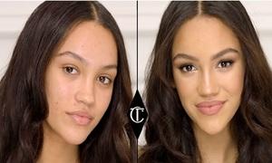 Học lỏm quy trình makeup của dàn mẫu Victoria's Secret Show 2018